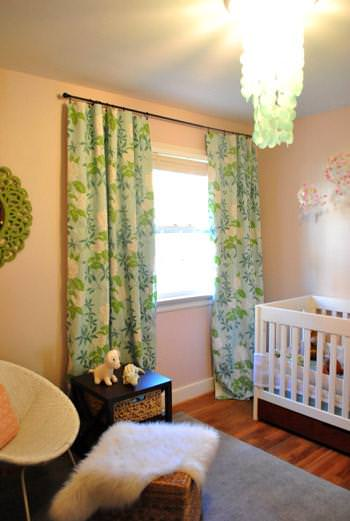 Image of: Nursery Blackout Curtains Debenhams