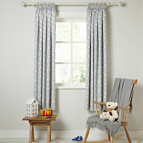 Image of: Nursery Blackout Curtains Uk