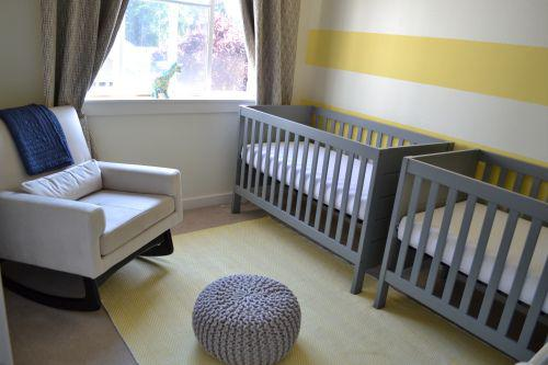Picture of: Nursery Works Sleepytime Rocker Oatmeal