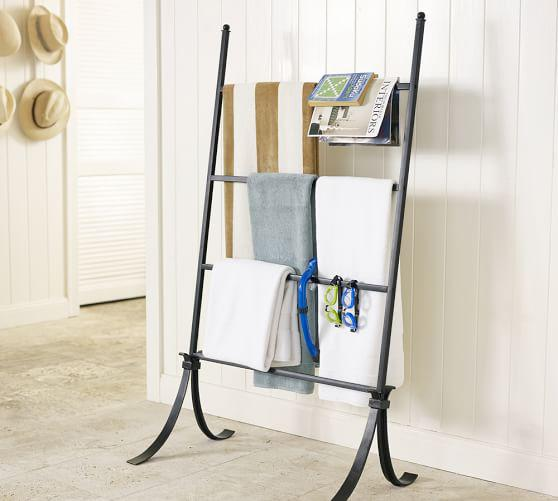 Picture of: Pool Towel Racks Free Standing