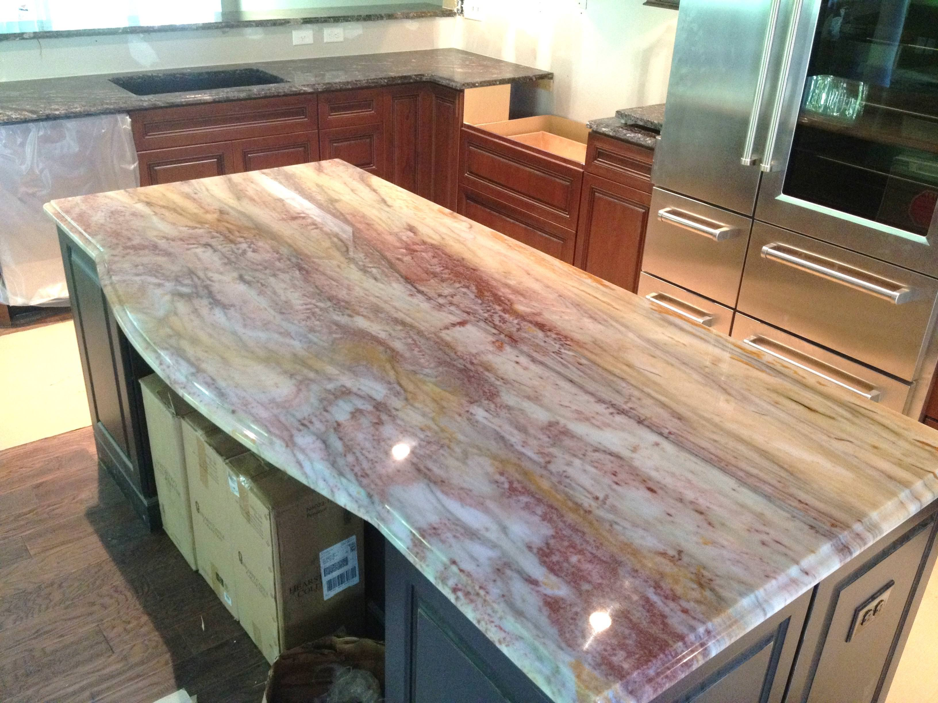Quartzite Countertops Dallas