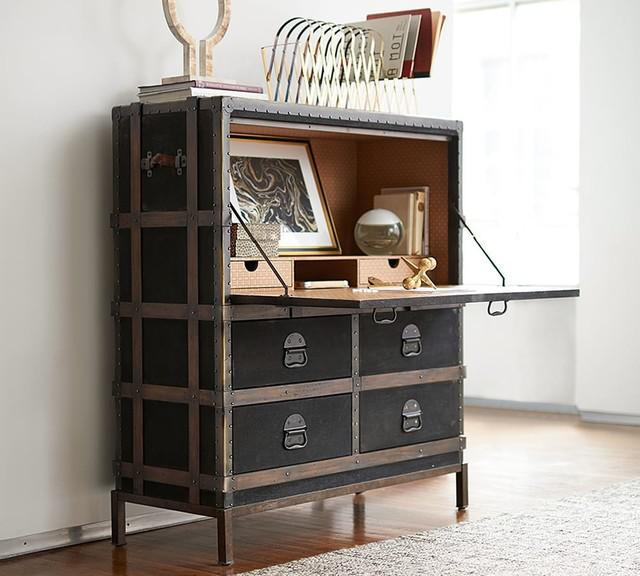 Picture of: Secretary Desk Amazon