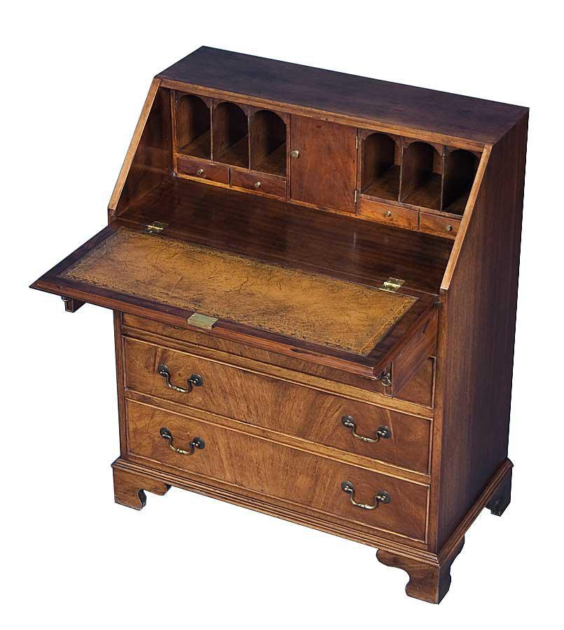 Picture of: Secretary Desk And Bookcase