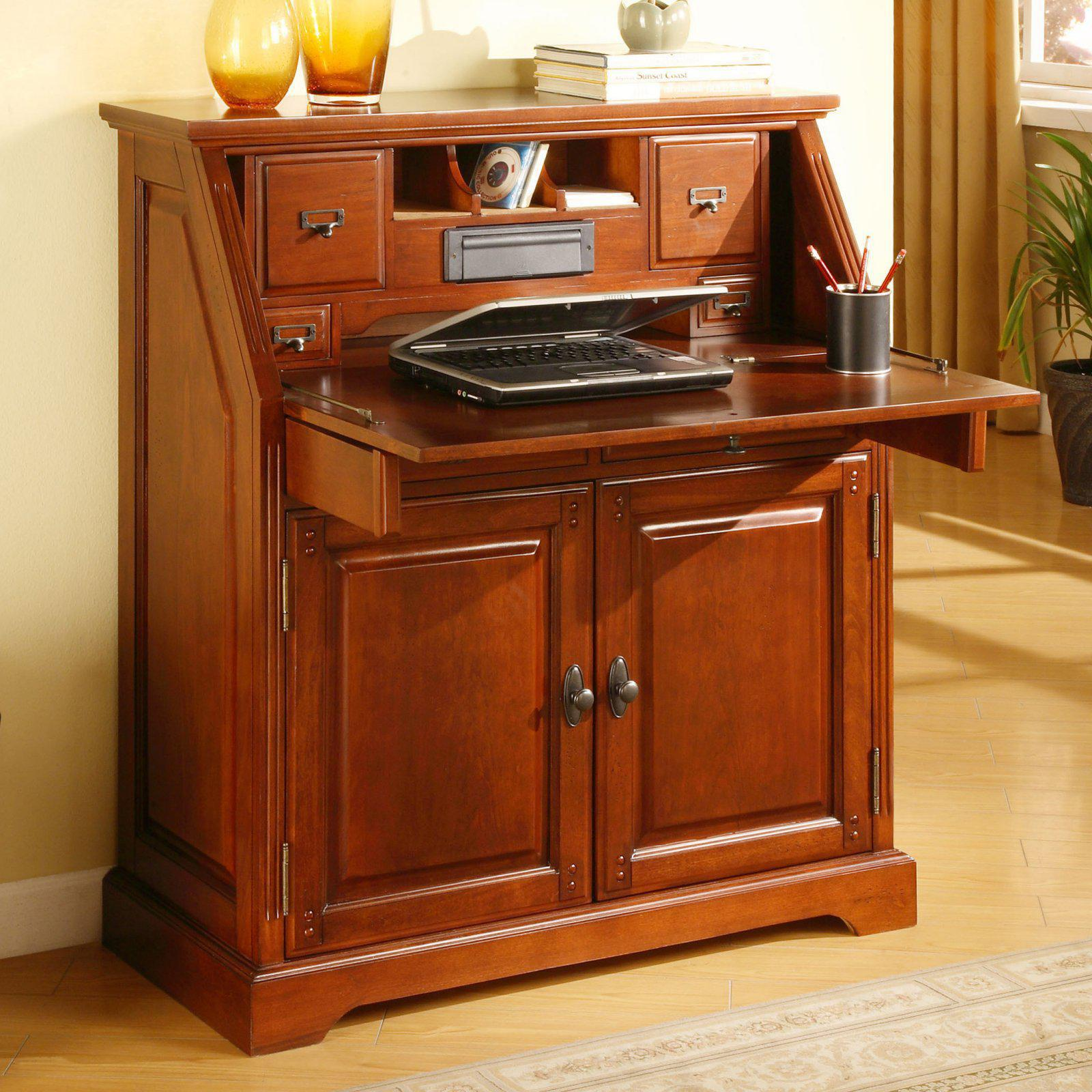 Picture of: Secretary Desk As Bar