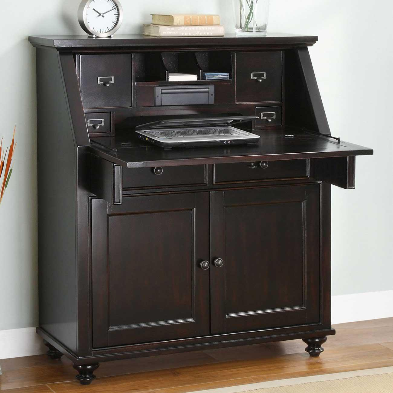 Picture of: Secretary Desk As Vanity