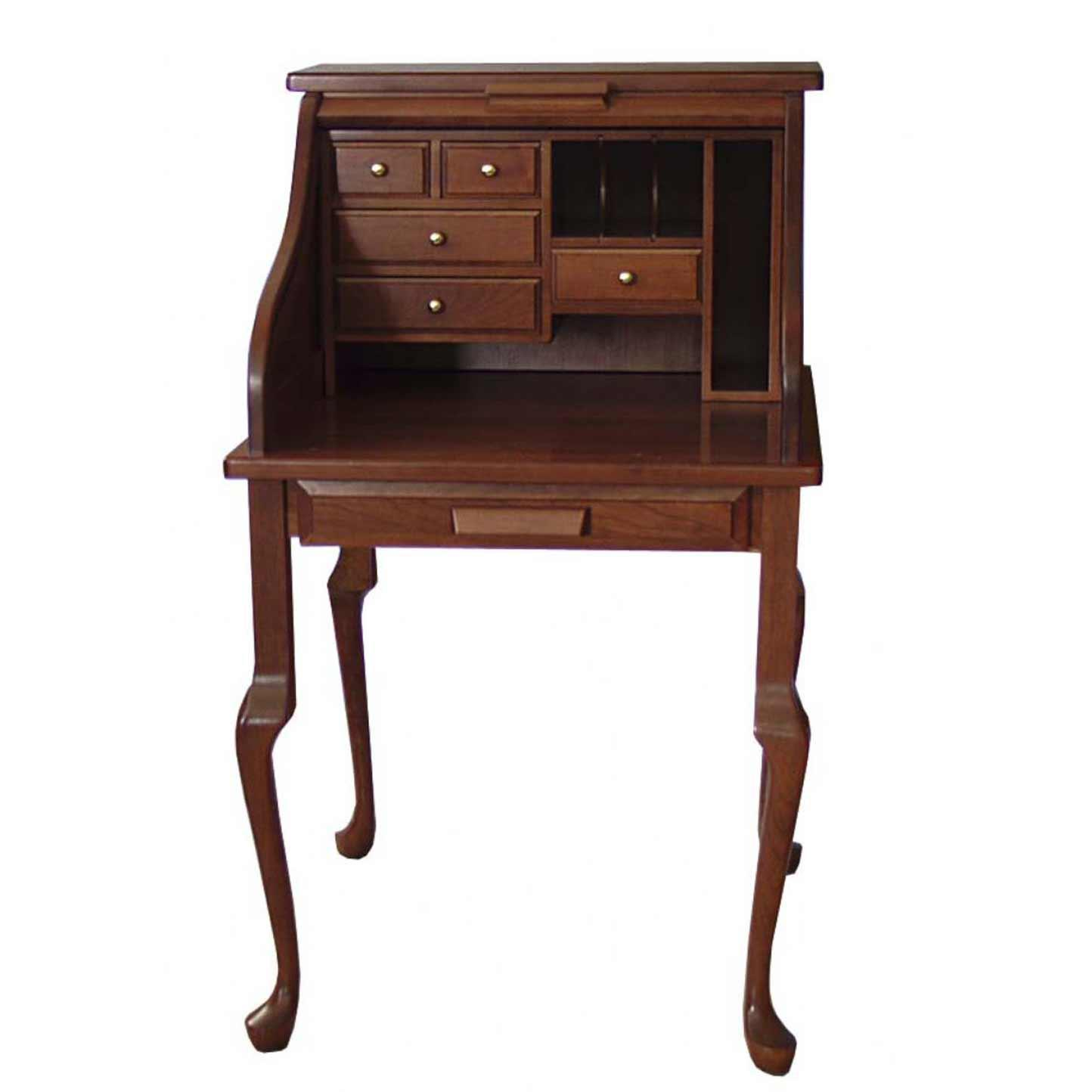 Picture of: Secretary Desk Makeover