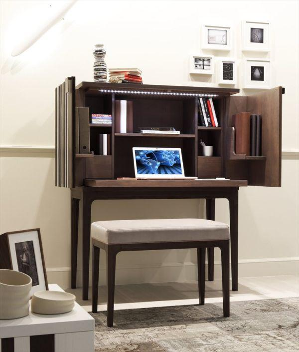 Picture of: Secretary Desk With Drawers