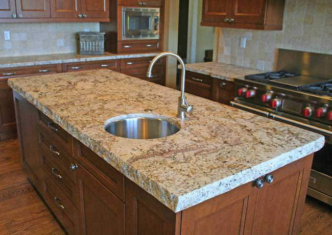 Image of: Solarius Granite Tiles