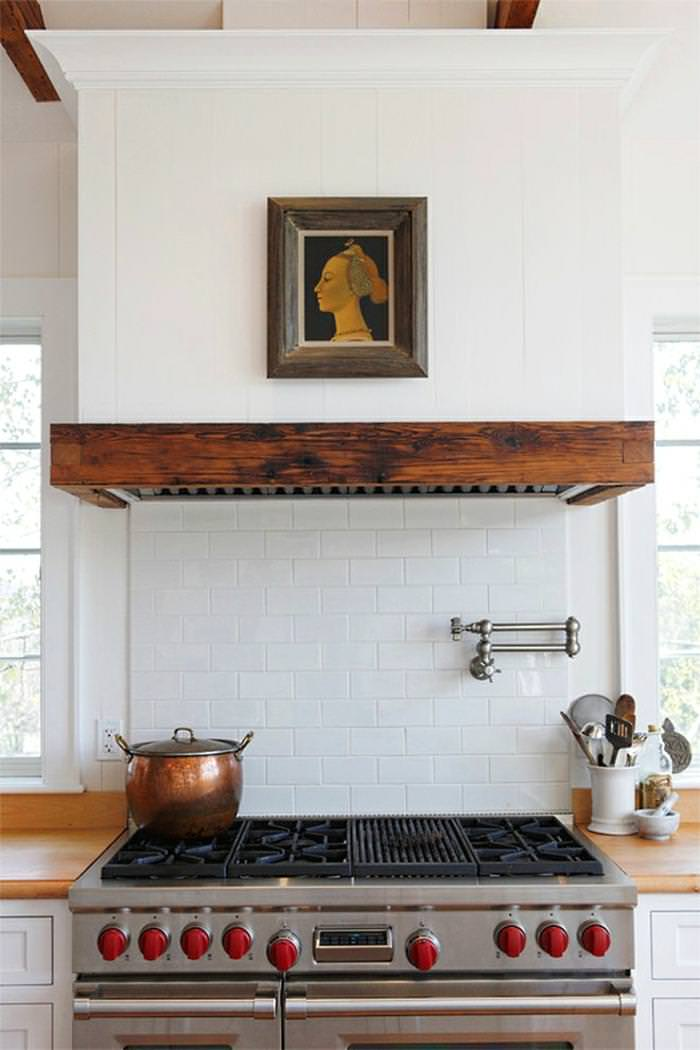 Image of: Stove Hoods Cheap