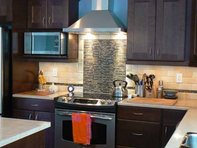 Image of: Stove Hoods Pictures
