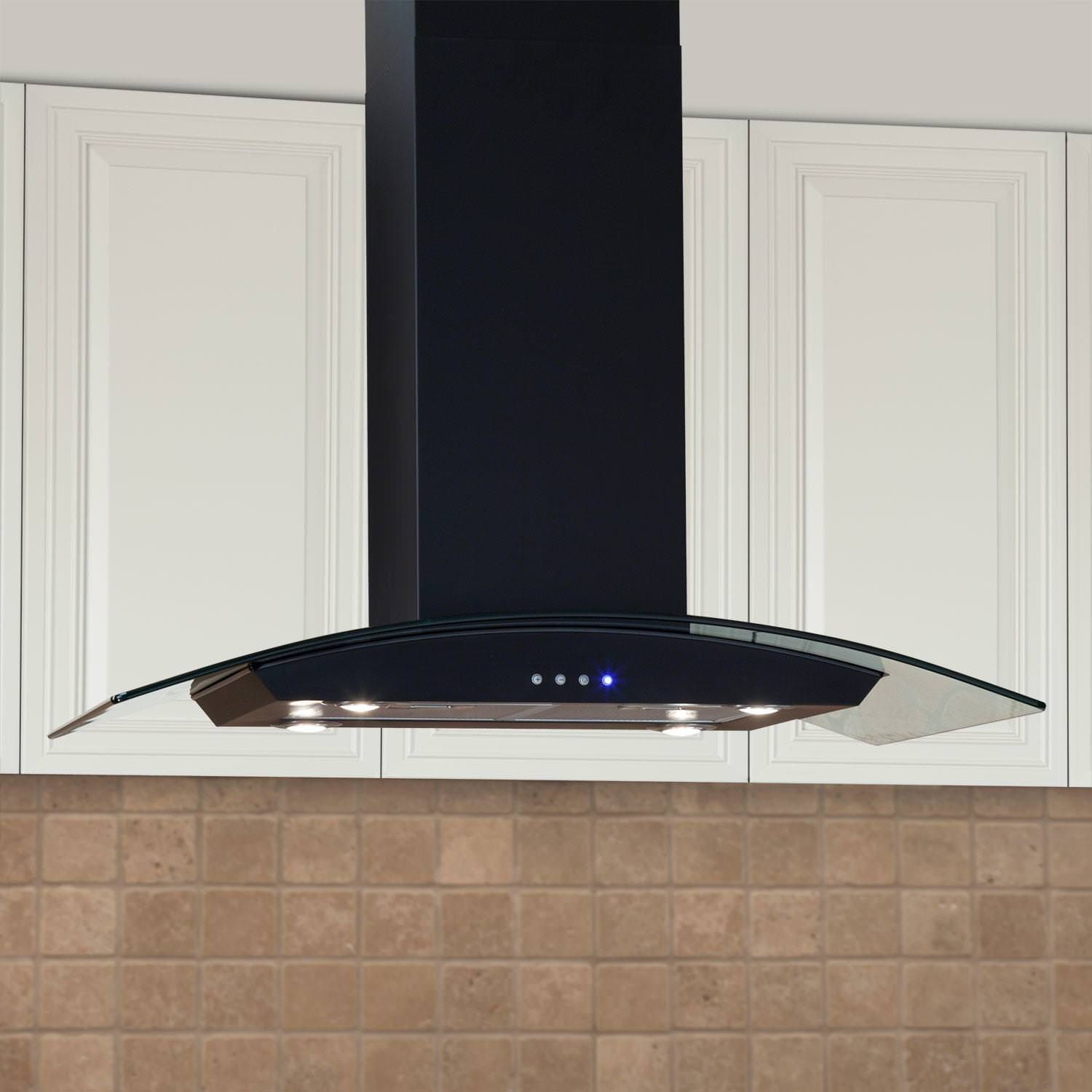 Image of: Stove Hoods Sears