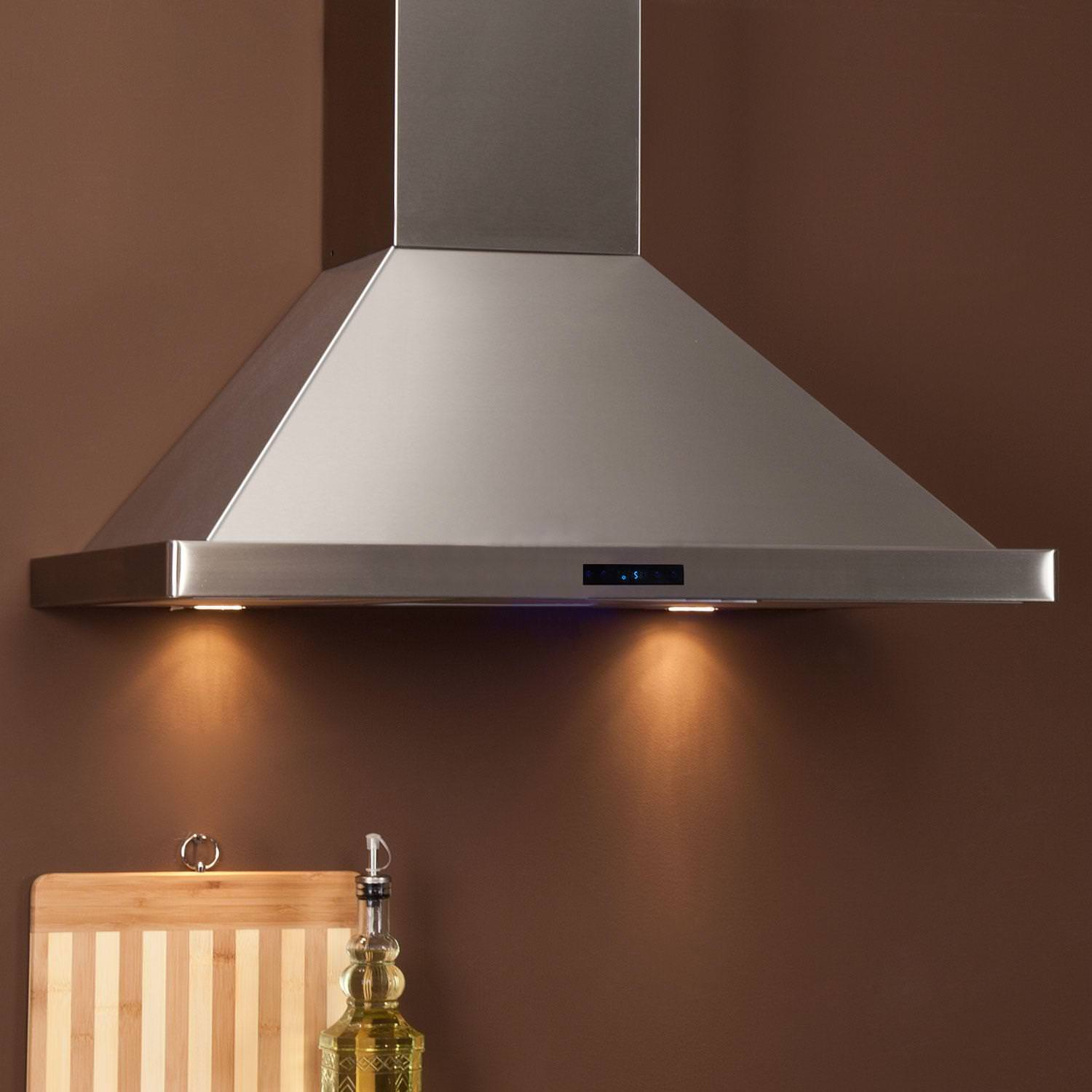 Image of: Stove Hoods With Microwave
