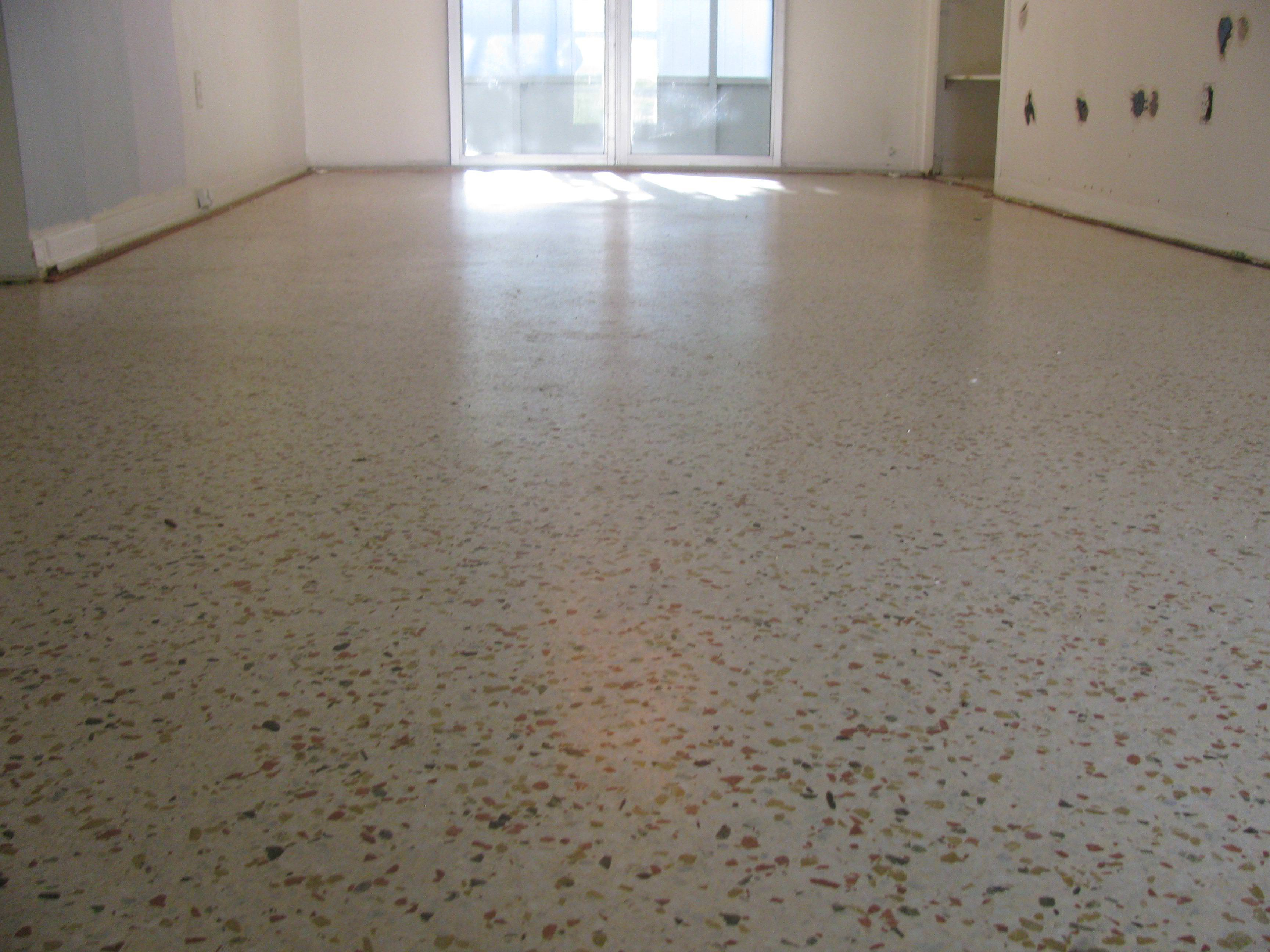 Image of: Terrazzo Floors Cleaning Stains