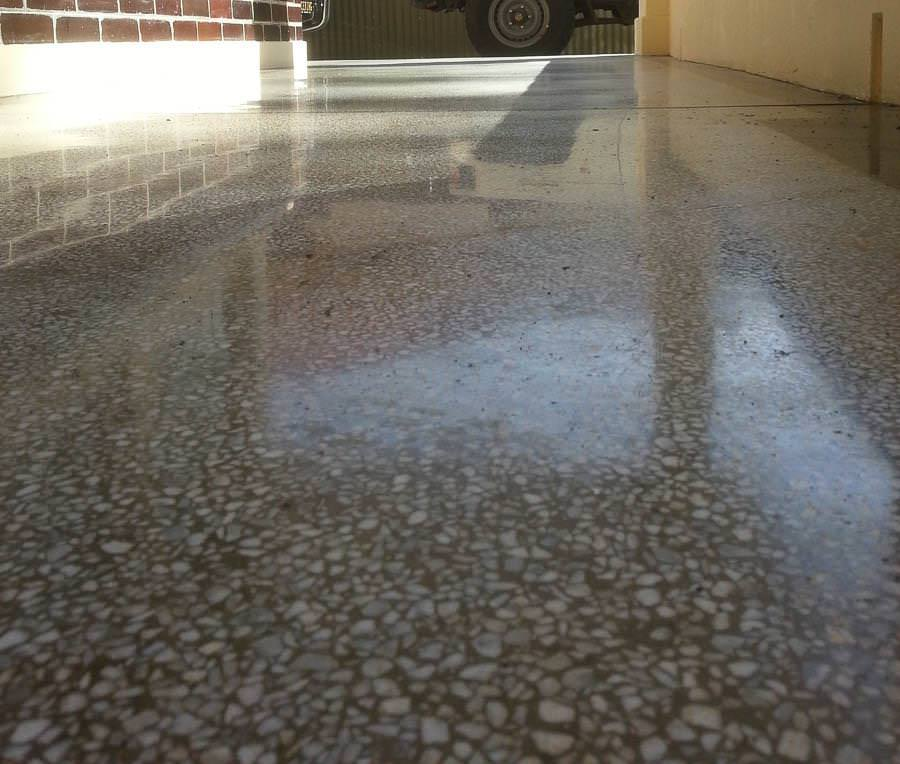 Image of: Terrazzo Floors Cleaning