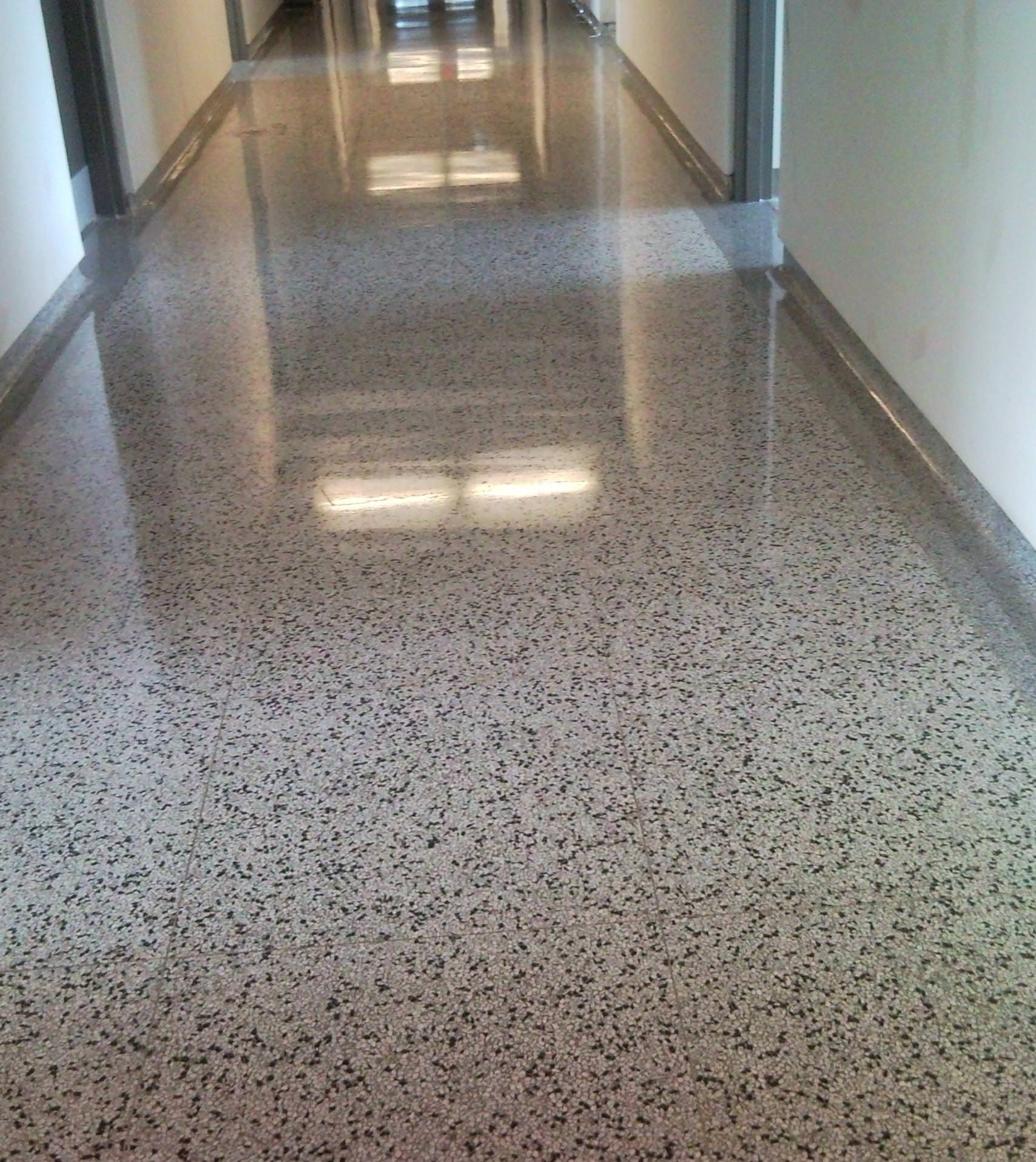 Image of: Terrazzo Floors Los Angeles