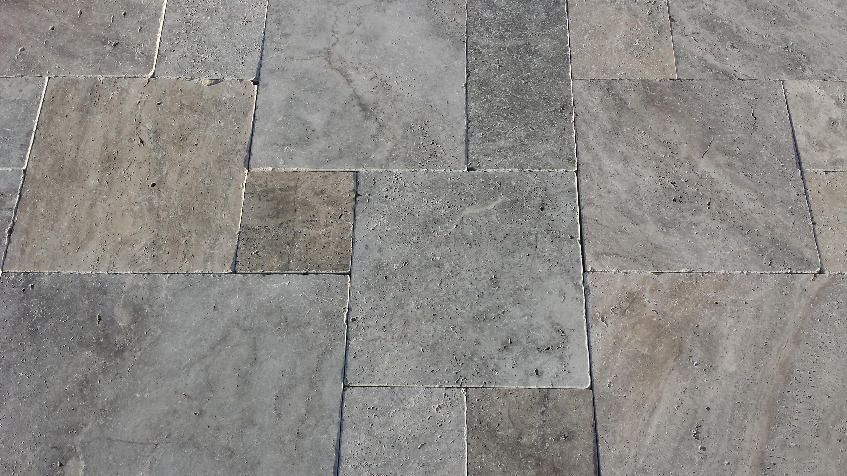 Image of: Travertine Pavers Tampa