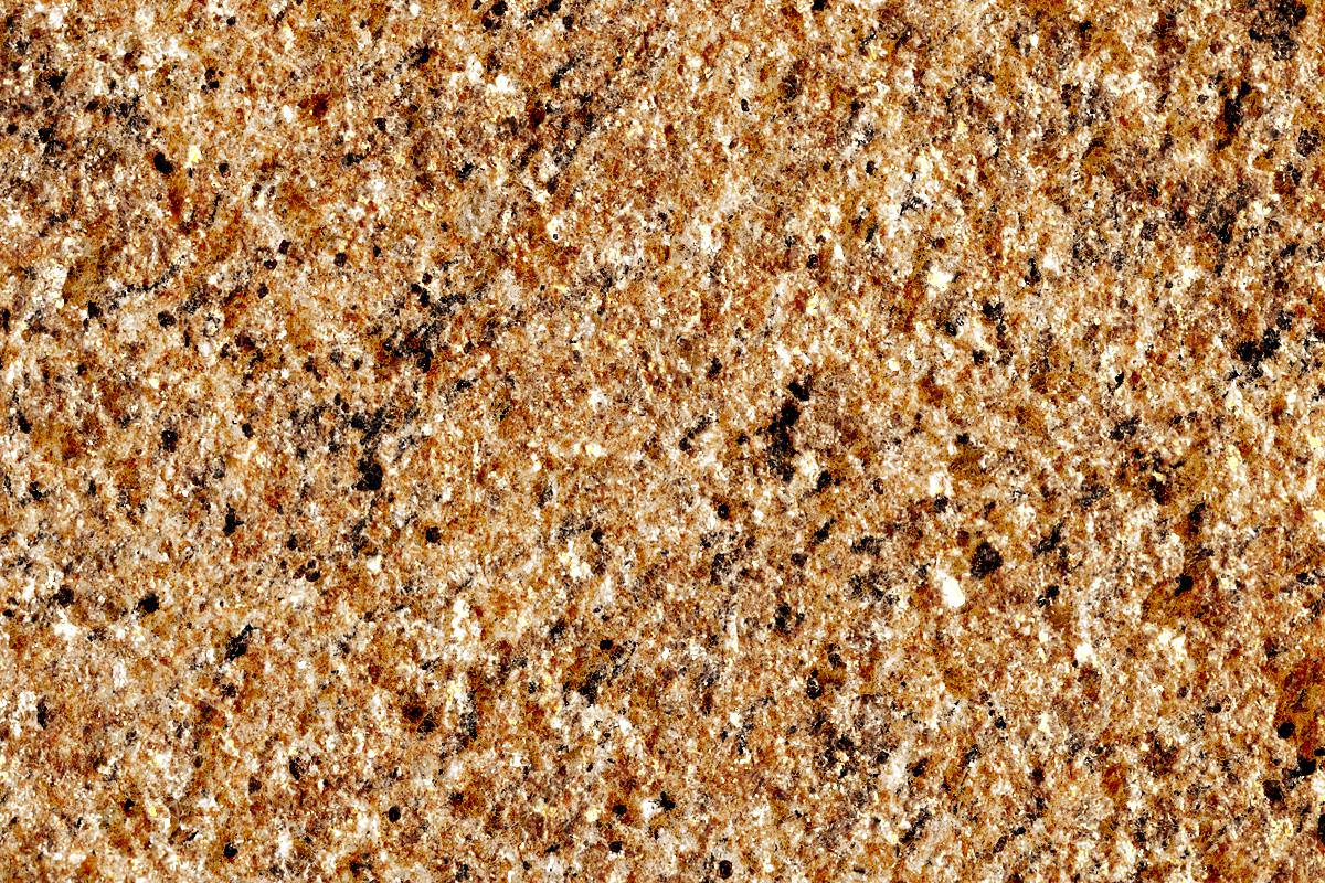 Image of: Venetian Gold Granite And White Cabinets