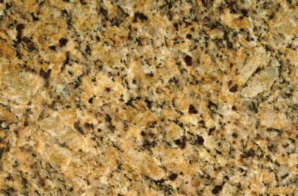 Image of: Low Cost Venetian Gold Granite Kitchen Photos