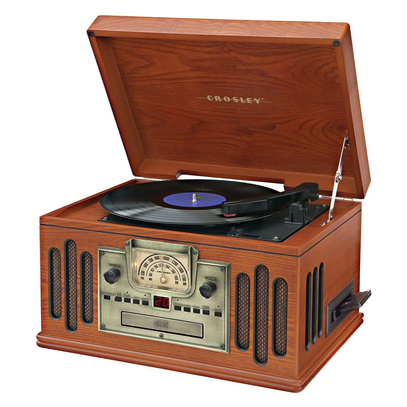 Image of: Vintage Record Player Amazon