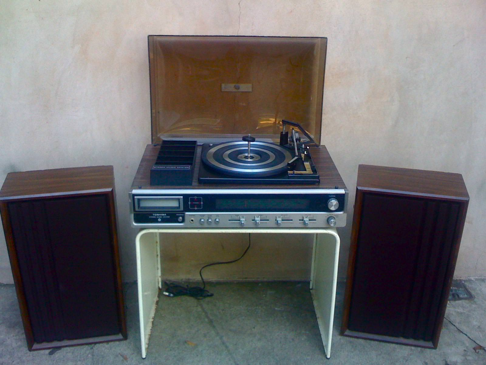 Image of: Vintage Record Player At Target