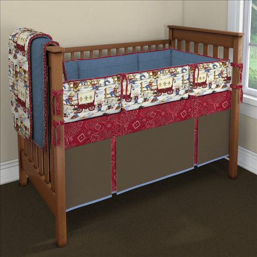 Image of: Wild West Nursery