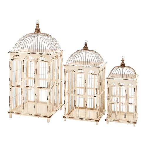 Image of: Decorative Bird Cages For Crafts