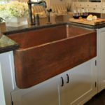 Copper Farmhouse Sink Grid