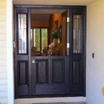 Fiberglass Front Entry Doors With Sidelights