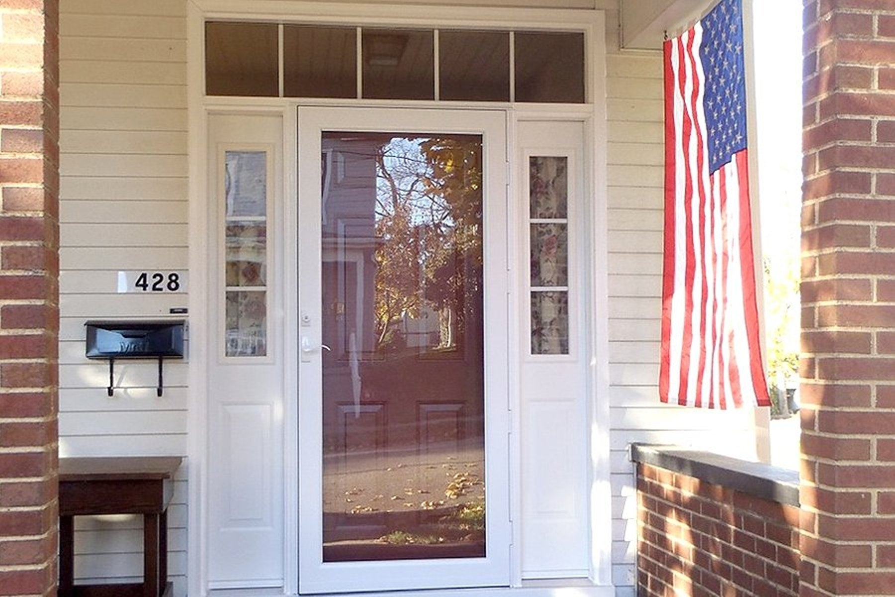 Picture of: Front Door With Sidelights Dimensions
