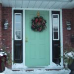 Front Door With Sidelights For Sale