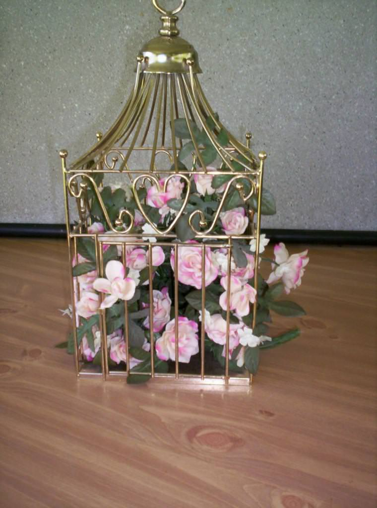 Image of: Decorative Bird Cages At Hobby Lobby