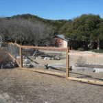 Hog Wire Fence Images