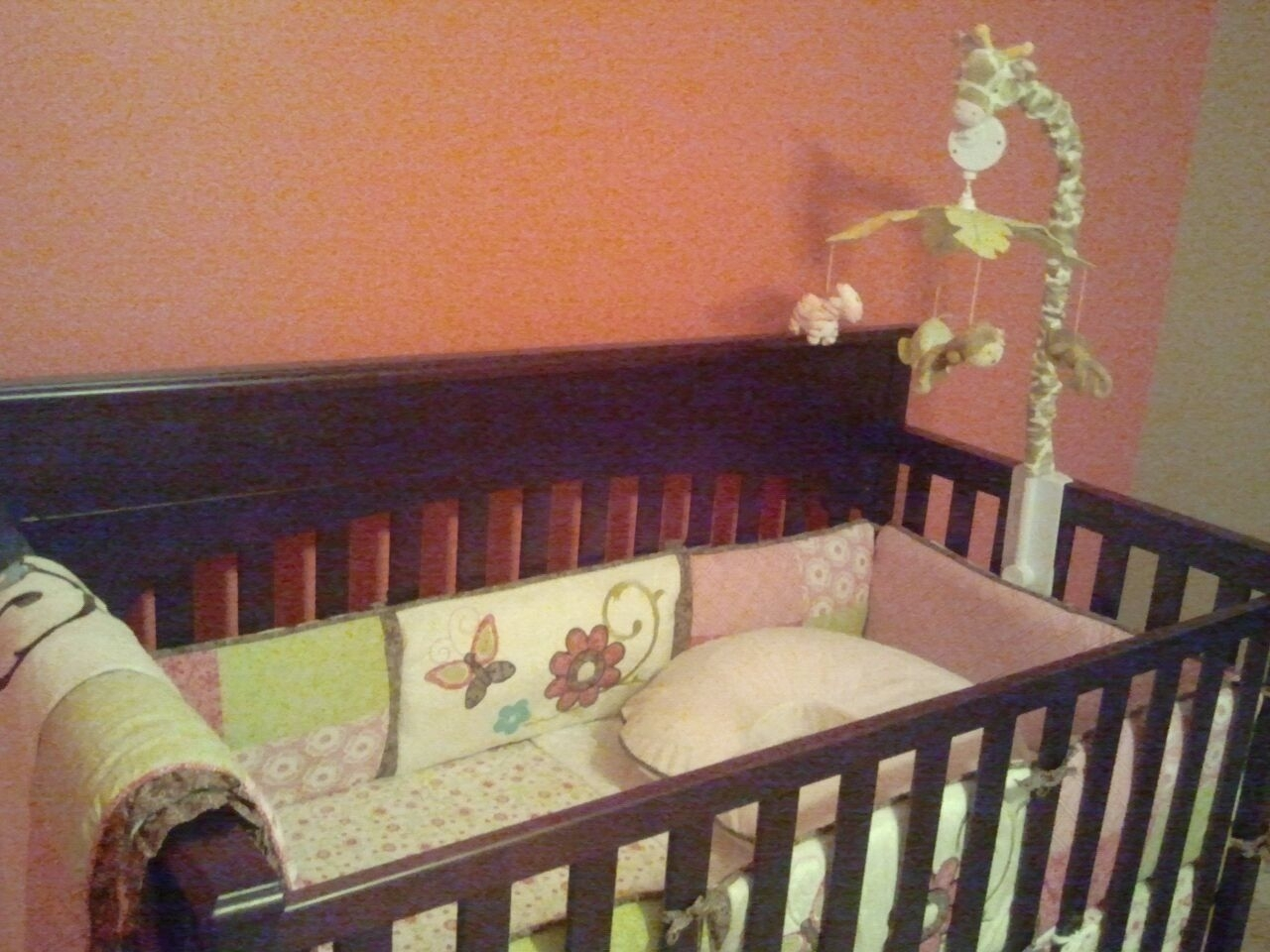 Jungle Jill Nursery Set