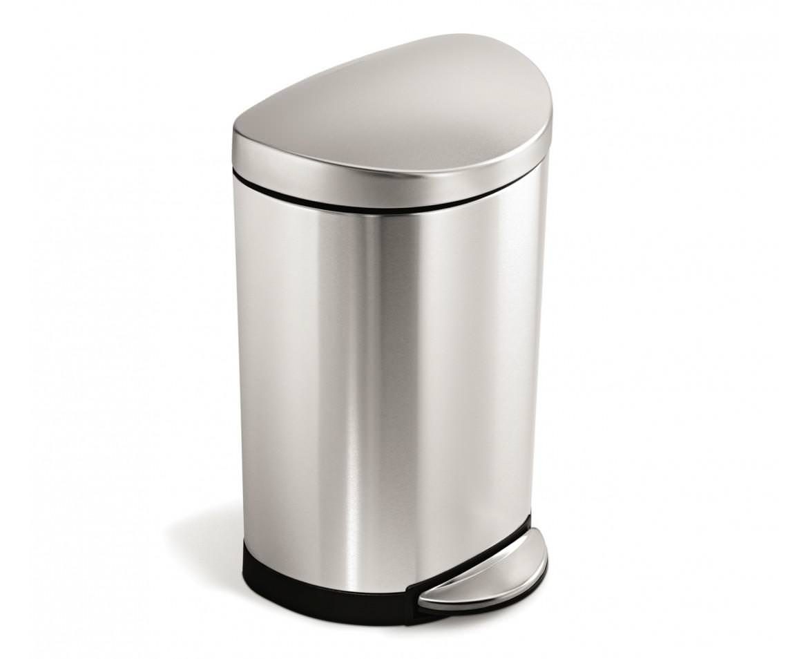 Image of: kitchen garbage cans amazon