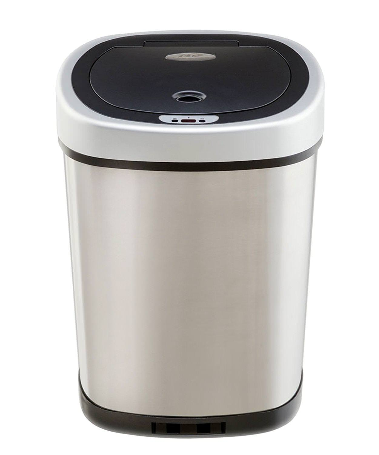 Image of: kitchen garbage cans on sale