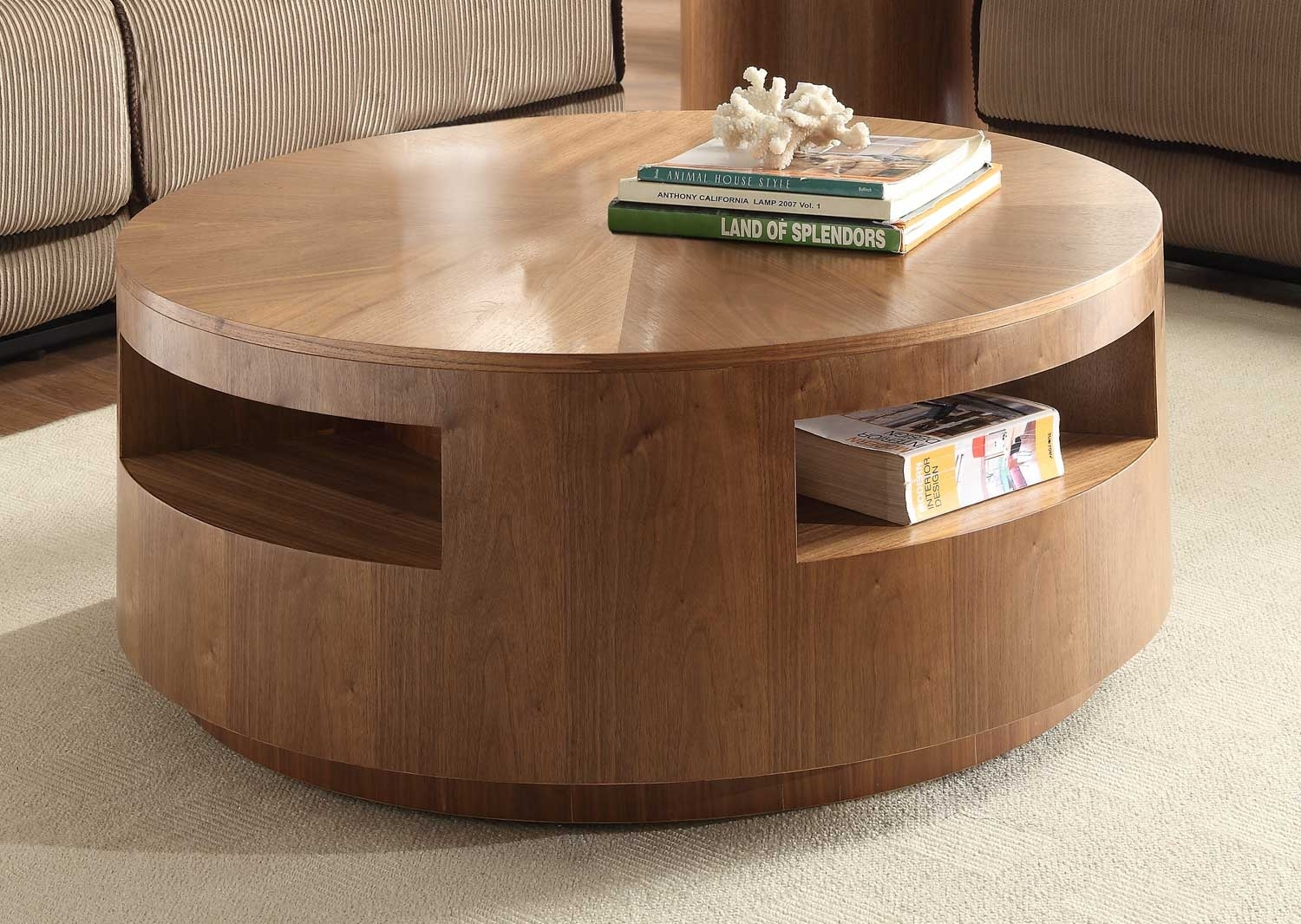 Image of: Mirrored Coffee Table Target