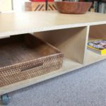Mirrored Coffee Table West Elm