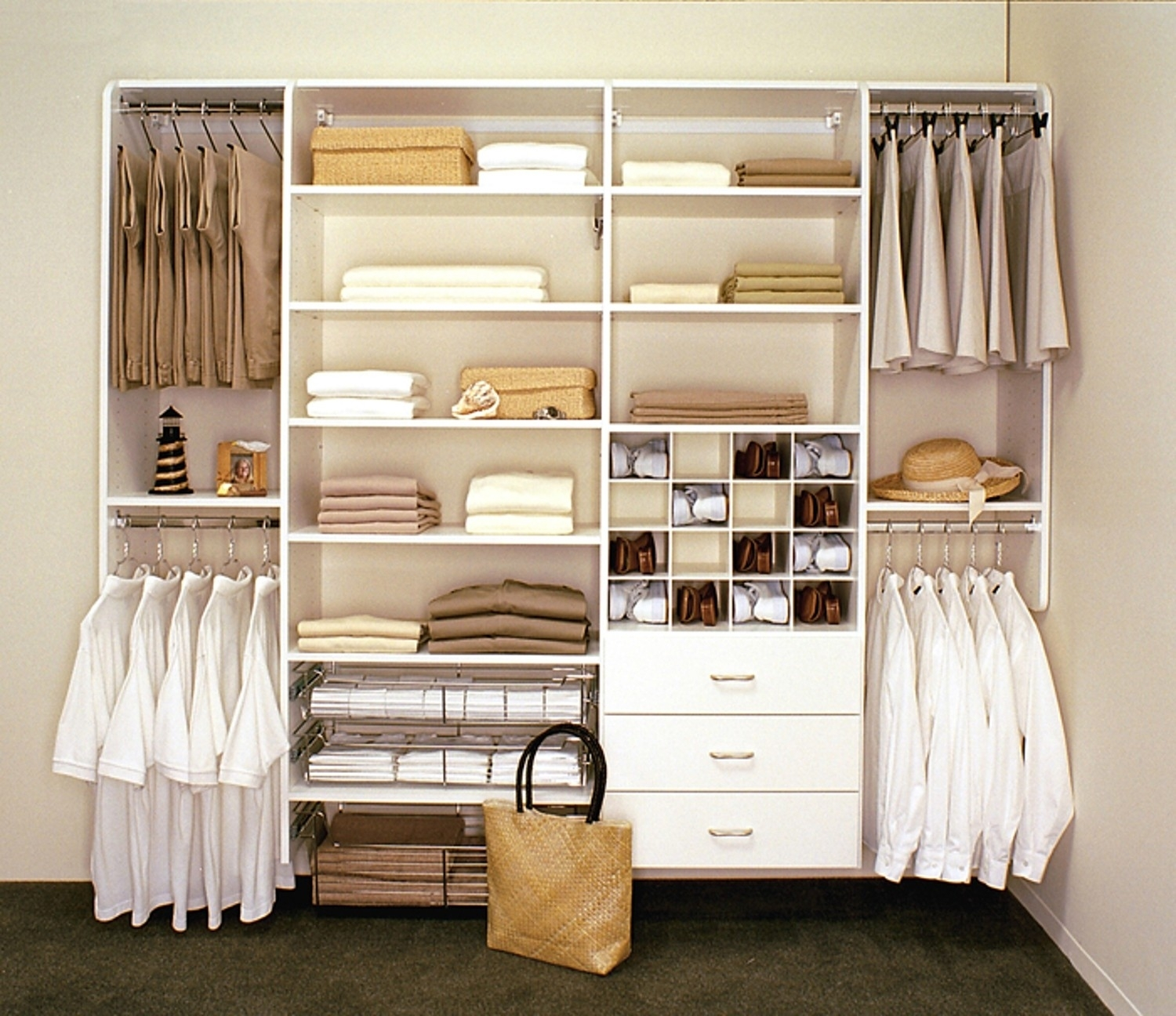 Image of: Portable Closets Bed Bath And Beyond