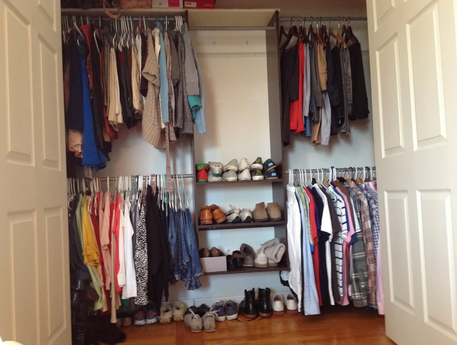 Image of: Portable Closets Home Depot