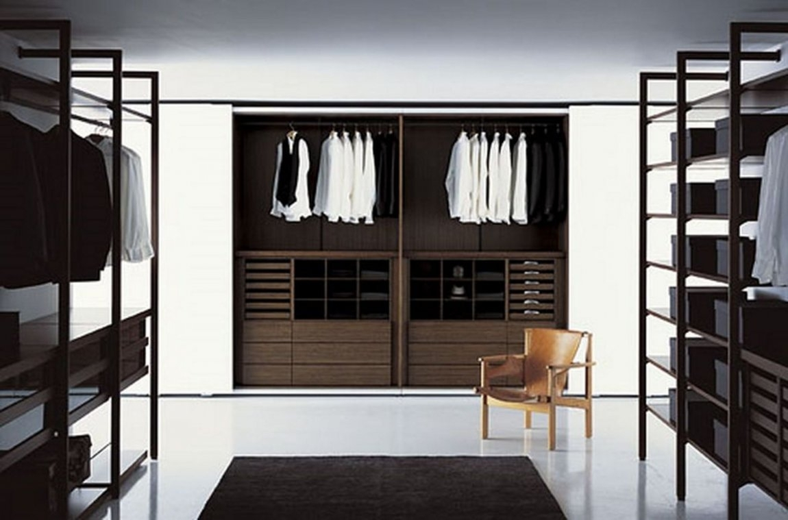 Image of: Portable Closets Ikea