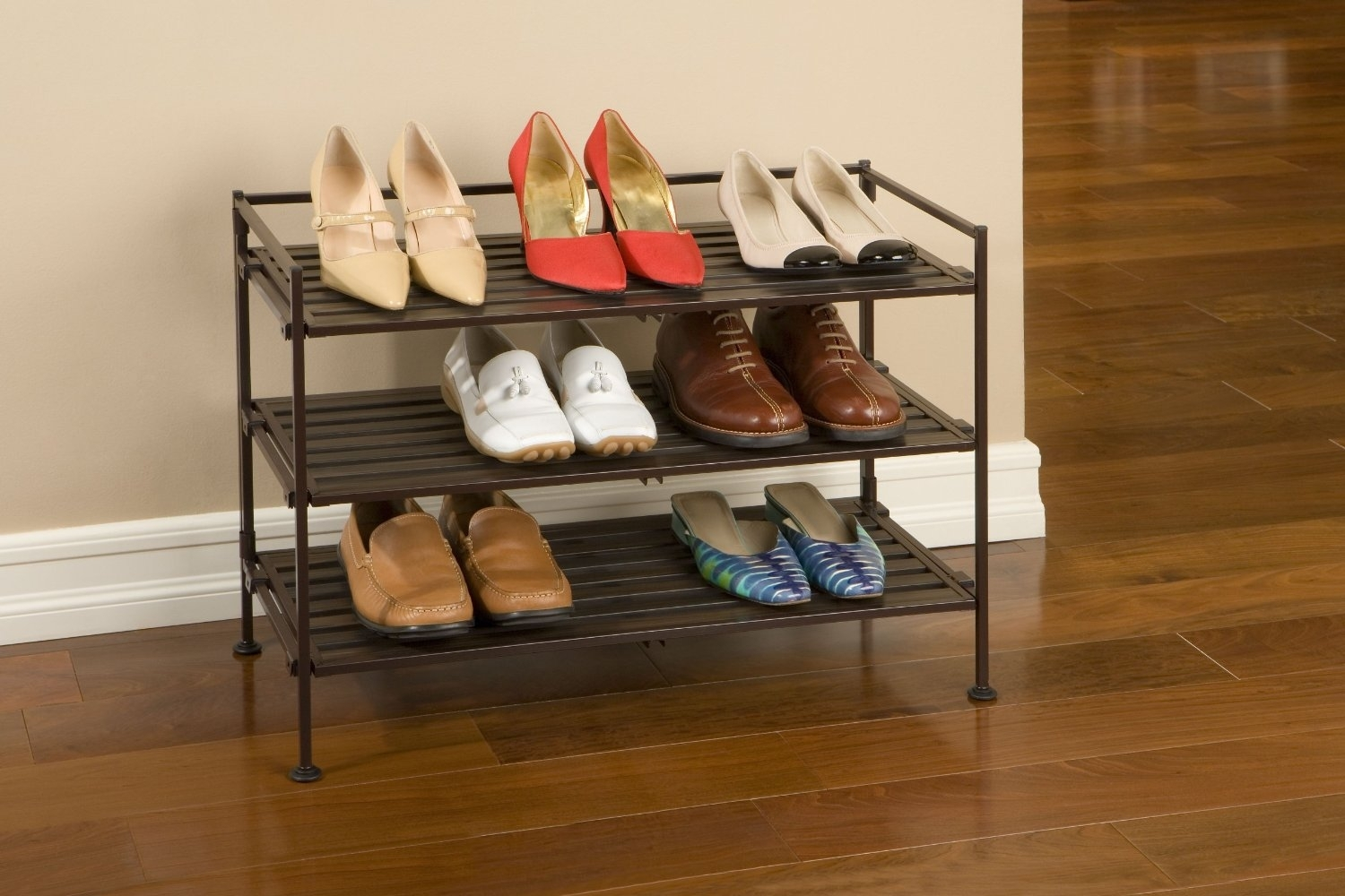 Rotating Shoe Rack For Sale