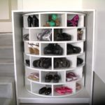 Rotating Shoe Rack Uk