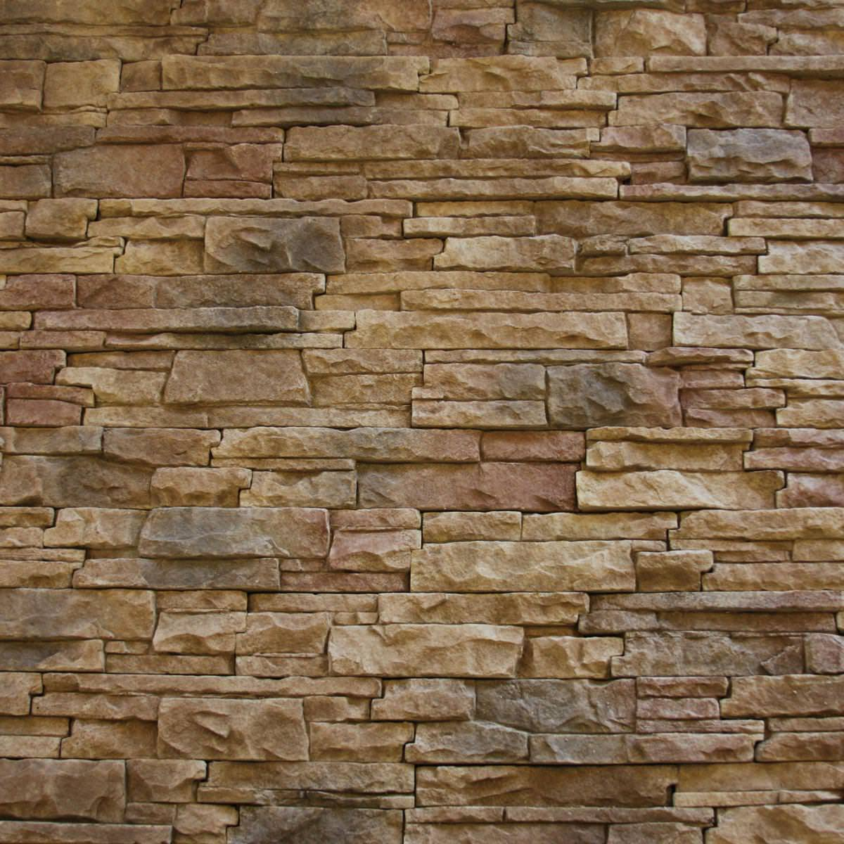 Image of: Durable Faux Brick Panels