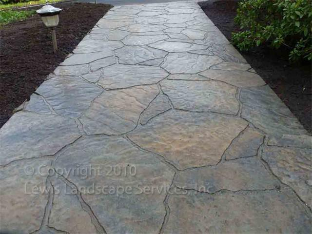 Image of: 24×24 Concrete Pavers