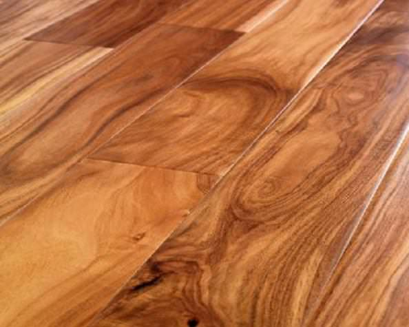 Image of: Acacia Engineered Flooring