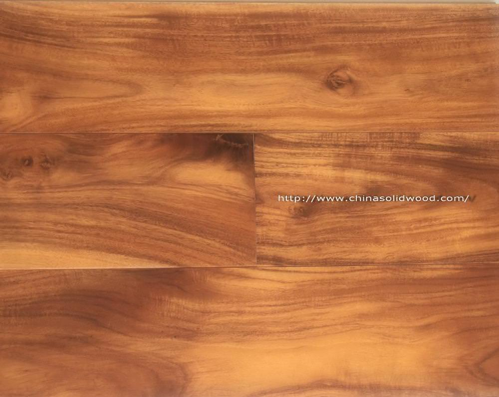 Acacia Engineered Wood Flooring