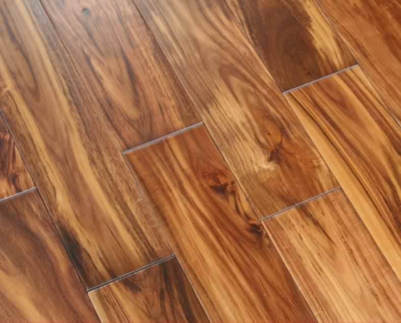 Image of: Acacia Wood Flooring Pros And Cons Image