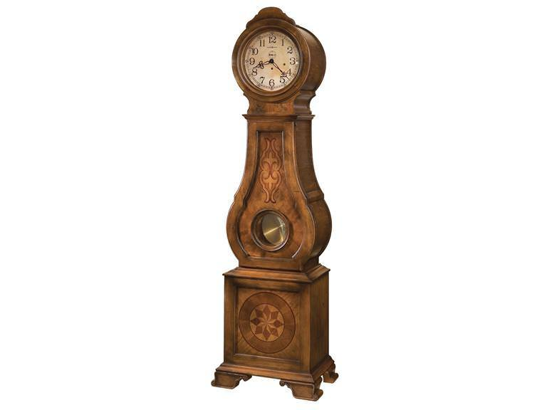 Image of: Antique Grandfather Clock
