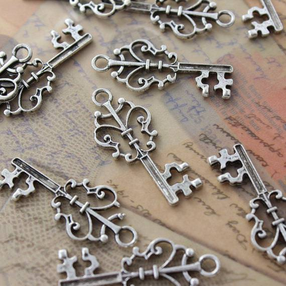Picture of: Antique Keys And Locks