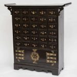 Cool Apothecary Chest For Sale